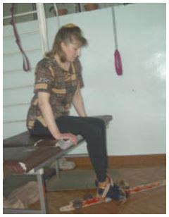 Лечебная гимнастика при параличе нижних конечностей